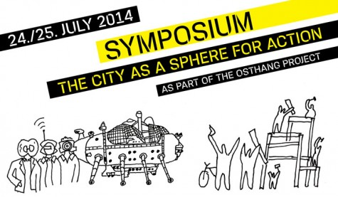 Register now: Symposium «THE CITY AS A SPHERE FOR ACTION»