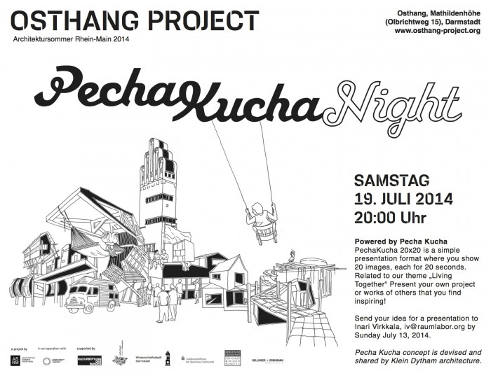 Present @ 6'40'' POWERED BY PECHA KUCHA
